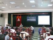 Tổ chức Hội nghị tập huấn công tác khuyến công